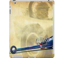 Vintage Dragster iPad Case/Skin