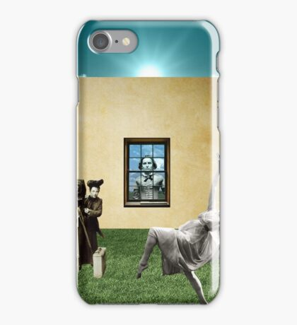 Princess and Lens  iPhone Case/Skin