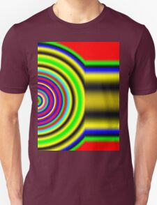 abstract t-shirt design Unisex T-Shirt