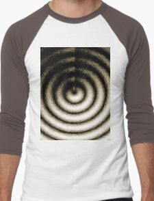 abstract t-shirt design Men's Baseball ¾ T-Shirt