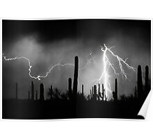 Violent Storm Poster