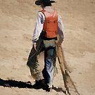 Lone Cowboy by NaturePrints