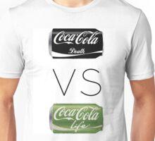 Coke Life VS Coke Death Unisex T-Shirt