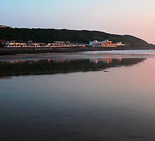 Evening Tide Stroll by bared