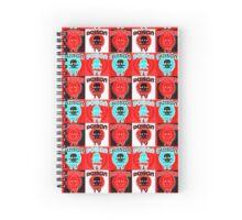 PoisonTV. Spiral Notebook
