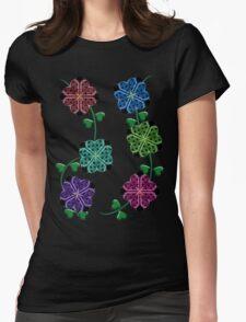 Ladybug Flowers T-Shirt