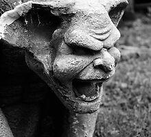 Gargoyle by CTPhotography