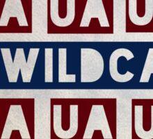 University of Arizona Sticker