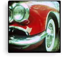1959 Corvette TTV Canvas Print