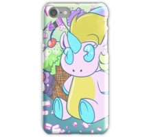 Unicorns and Sweets iPhone Case/Skin