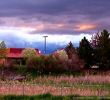 Kalispell Sunset - East by rocamiadesign