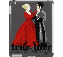 This Ship Sails Itself iPad Case/Skin