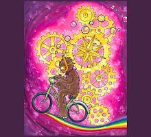 Rainbow Ride Unisex T-Shirt