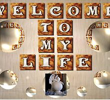 Welcome To My Life by Greta  McLaughlin