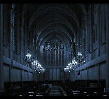 St. George's Chapel by LaFleureRouge1