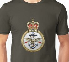 British Armed Forces Emblem 3D Unisex T-Shirt