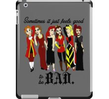 Even Princesses Think So iPad Case/Skin