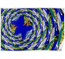"""""""Loop Currents Of The Gulf Of Mexico Prior"""" Poster"""