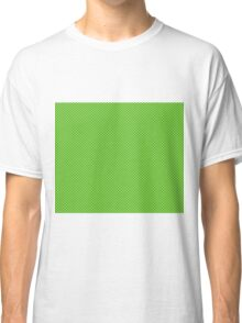 Green Glass Scales Classic T-Shirt