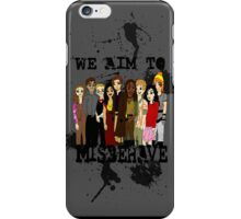 Magically Misbehaved iPhone Case/Skin