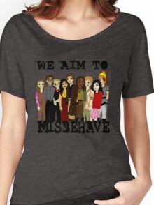 Magically Misbehaved Women's Relaxed Fit T-Shirt