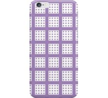 Seamless Dots Pattern iPhone Case/Skin