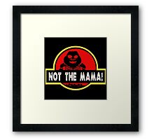 I'm the Baby! Framed Print