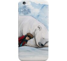 Cold Comfort iPhone Case/Skin