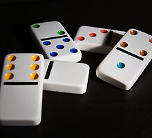 Dominoes by Christopher Jenkins