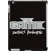 The Game - Doctors Advocate iPad Case/Skin