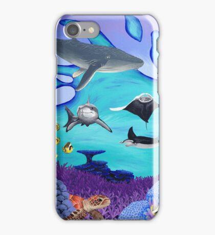 Ocean World iPhone Case/Skin