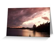 Bay of 10,000 Islands Greeting Card
