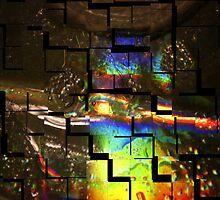Broken Fractals by Frank Garciarubio