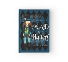 She's Mad, Mad, Mad Hardcover Journal