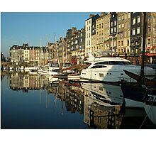 honfleur  Photographic Print