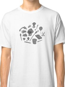 The Curse of Monkey Island Inventory (gray) Classic T-Shirt