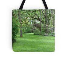Hendricks Park Eugene, Oregon Tote Bag