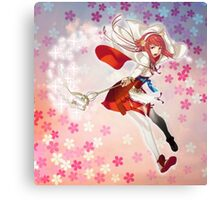 Fire Emblem if / Fates - Sakura Canvas Print