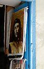 Che Guevara painting, Art shop, Cuba by David Carton