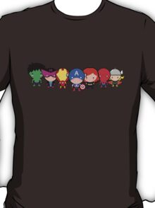 Cute Avengers T-Shirt