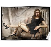Gothic Photography Series 118 Poster