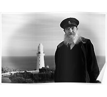 The Lighthouse Keeper Poster