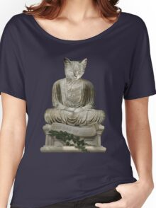 The Dao of Meow Women's Relaxed Fit T-Shirt