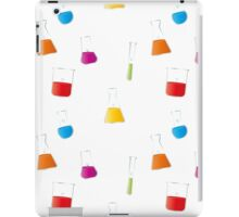 Play with your chemistry set iPad Case/Skin