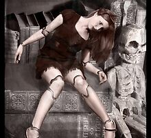 Gothic Photography Series 068 by Ian Sokoliwski