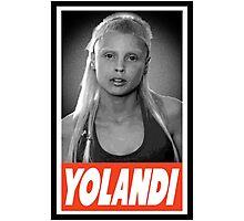 Yolandi Photographic Print
