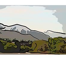 Spring Day Wasatch Photographic Print