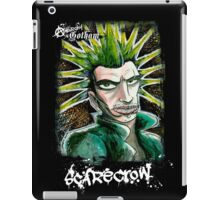 Punk Rock Scarecrow iPad Case/Skin