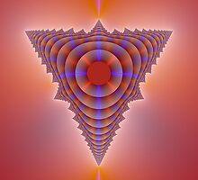 tetrahedron by Objowl