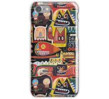 Mutant pop corn  iPhone Case/Skin